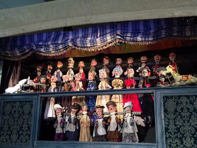 チェコ人形劇