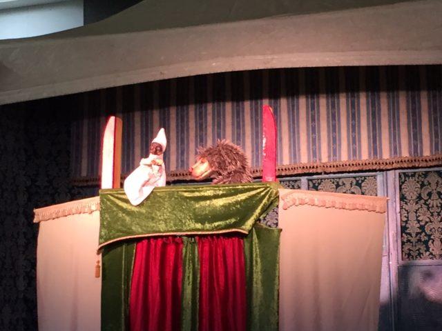 イタリア人形劇