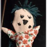 image手作り人形